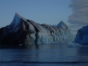 小さな氷山